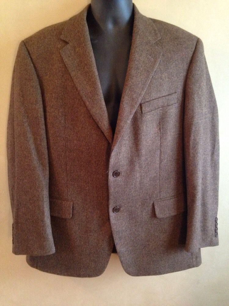 Vintage Baxter Clothes Blazer/Sports Jacket - size 42 GGeTw