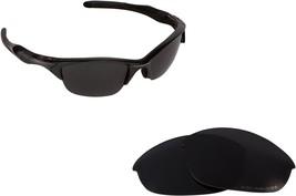 New SEEK OPTICS Replacement Lenses Oakley HALF JACKET 2.0 - Black - $14.82
