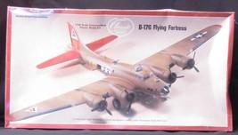 VINTAGE 1987 LINDBERG CLASSIC REPLICA B-17G FLYING FORTRESS 1:64 Kit# 53... - $23.36
