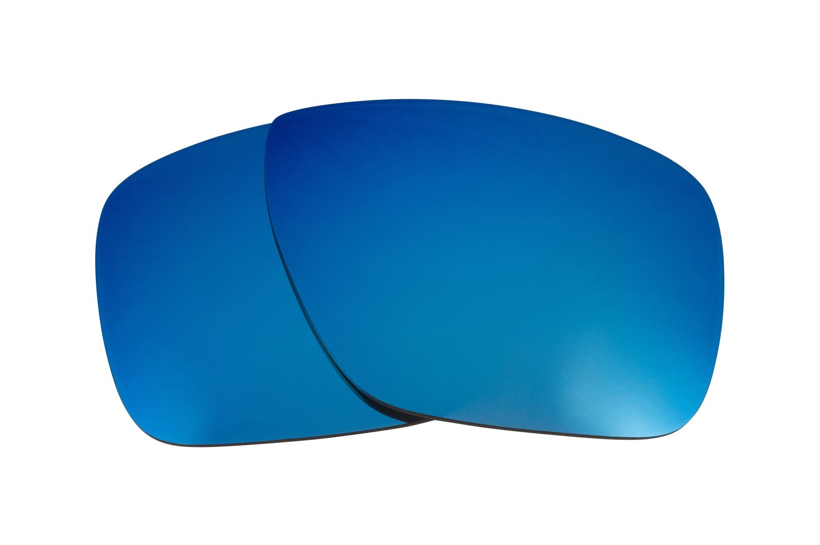 New SEEK Replacement Lenses Oakley DISPATCH 1 - Polarized Red Blue image 4