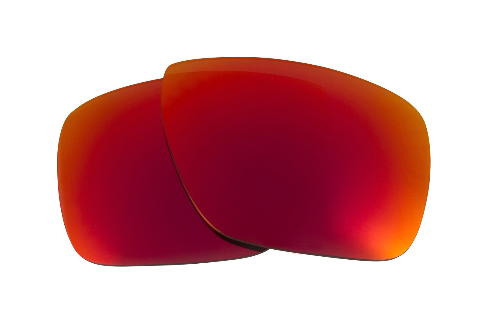 New SEEK Replacement Lenses Oakley DISPATCH 1 - Polarized Red Blue image 7