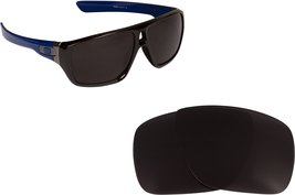 New SEEK OPTICS Replacement Lenses Oakley DISPATCH 1 - Polarized Black - $19.29