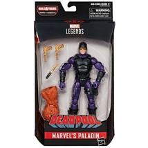 Hasbro Marvel Legends Paladin Sasquatch BAF - $19.80