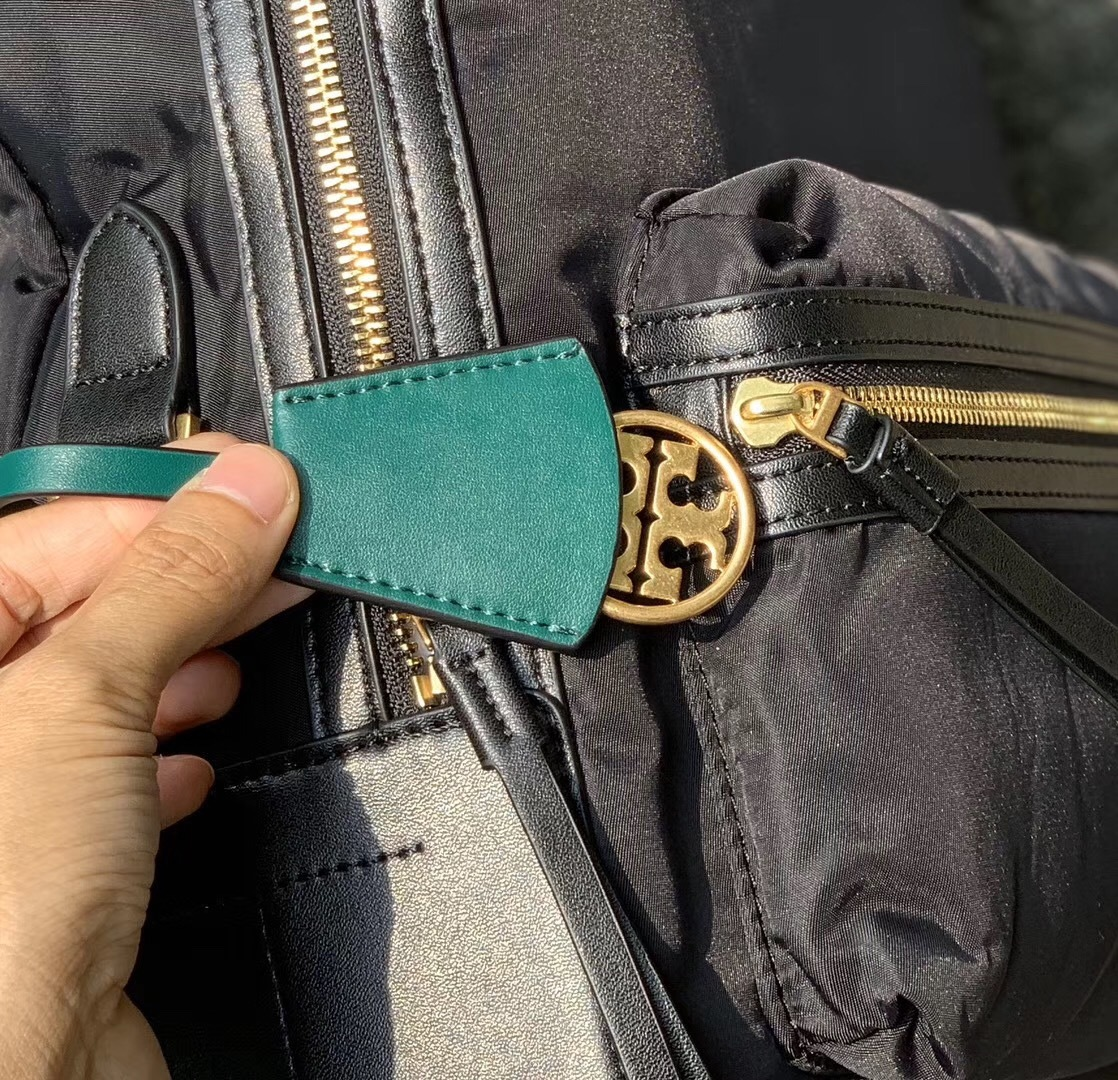 Tory Burch Perry Nylon Zip Backpack image 5