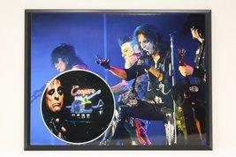 Alice Cooper Picture CD Ltd Edition Plaque - $52.20