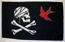Pirate Sparrow Flag 3' X 5' Indoor Outdoor Banner - $9.95