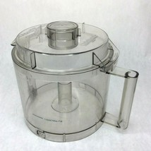 Cuisinart Food Processor Work Bowl/Lid for DLC-7 & DFP-14 Series, DLC-00... - $60.73