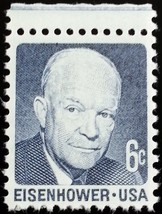 1970 6c Eisenhower Scott 1393 Mint F/VF NH - $0.99
