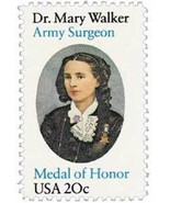 1982 20c Dr. Mary Walker, Surgeon Scott 2013 Mi... - $0.99