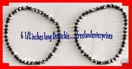 Bracelet Beaded Fashion Bracelets Stretch ~Lot of 2 NEW - $5.89