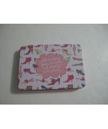 Shoebox Notecards & Envelopes in Decorative Tin Container - $24.49