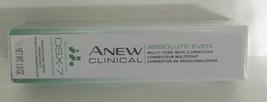 Avon Anew Clinical Absolute Even Multi-Tone Skin Corrector - $47.42