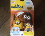 Minions Deluxe Action Figure - Build-A-Minion Pirate / CRO-Minion Despicable Me