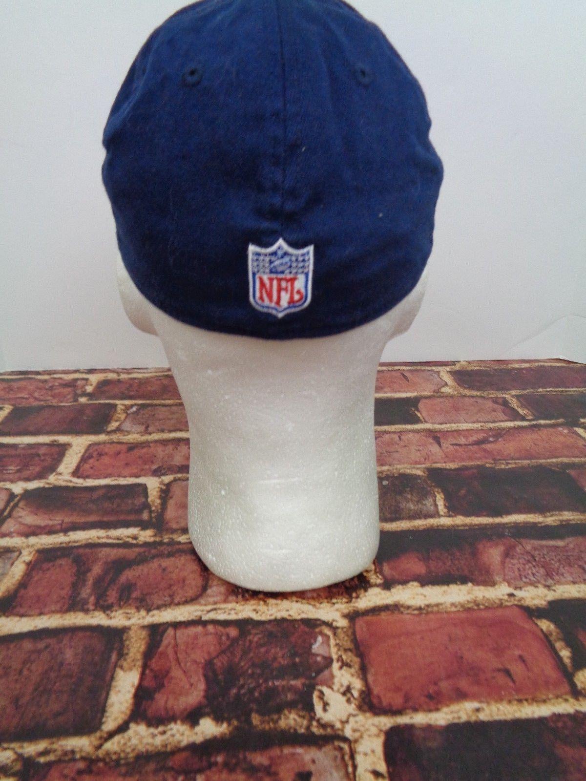 New England Patriots NFL Football Blue Hat Cap One Size Reebok Boston Brady