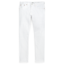 Polo Ralph Lauren Hampton Relaxed Straight Jean White 33 x 30 - $64.89