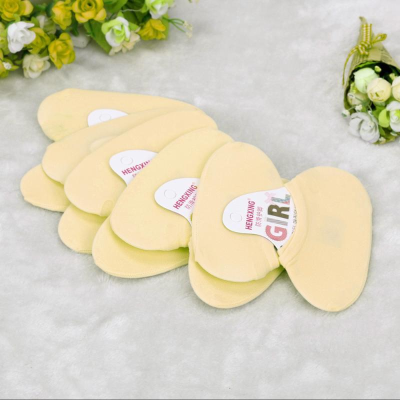 10 Pairs Women Antiskid Invisible Low Cut Socks Shallow Elasticity Summer Style