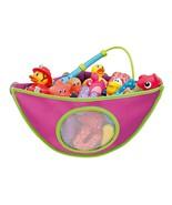 Munchkin CORNER BATH TOYS ORGANIZER, Pink ~NEW~ - $12.75