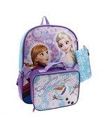 NEW!! Girls Backpack & Lunch Bag Pencil Case Fr... - $45.19