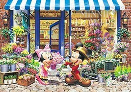 300-piece jigsaw puzzle Disney Minnie's flower shop (30.5x43cm) - $53.86