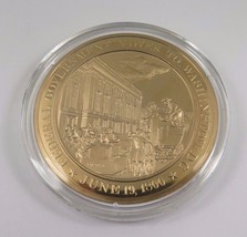 June 19, 1800 Federal Government Moves To Washington D.C. Franklin Mint  Coin - $12.16