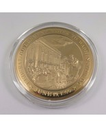 June 19, 1800 Federal Government Moves To Washington D.C. Franklin Mint ... - £9.77 GBP
