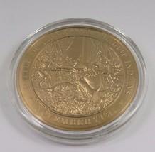 November 7, 1811 Battle Of Tippecanoe Against Indians Franklin Mint Bron... - $12.16