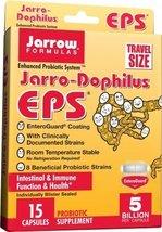 Jarrow Formulas Jarro-Dophilus EPS Travel Size, 5 Billion Cells Per Caps... - $11.37