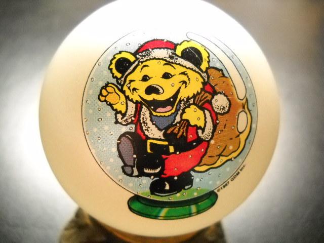 Grateful Dead Christmas Ornament.Grateful Dead Christmas Ornament Yellow Bear And 50 Similar