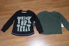 Boys Shirts 3T Old Navy Glow In Dark & Garanimals Holloween Nwt - $9.98