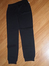 Bobbie Brooks Girls Sweatpants Size S (6/6 X) Black Nwt - $8.99