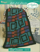 Needlecraft Shop Crochet Pattern 962360 Teal Treasure Afghan Collectors ... - $4.99
