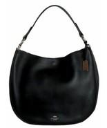 """Coach"" ~ Nomad ~ Hobo ~Glove Tanned Leather Handbag/Purse ~ 36026 ~ Bla... - $221.25"