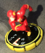 Heroscapes Super Hero Marvel Figure Game Piece Cake Topper Flash - $14.85