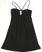 Black Spaghetti Strap Dress B. Darlin Size 5/6 - $21.03