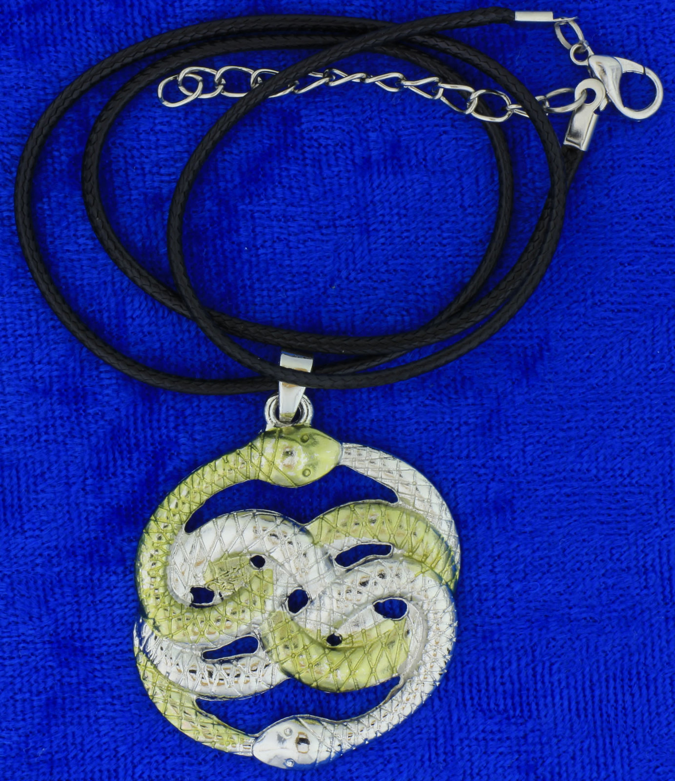 Auryn's Quest Necklace or Keychain Neverending Story Chain Style Length Choice