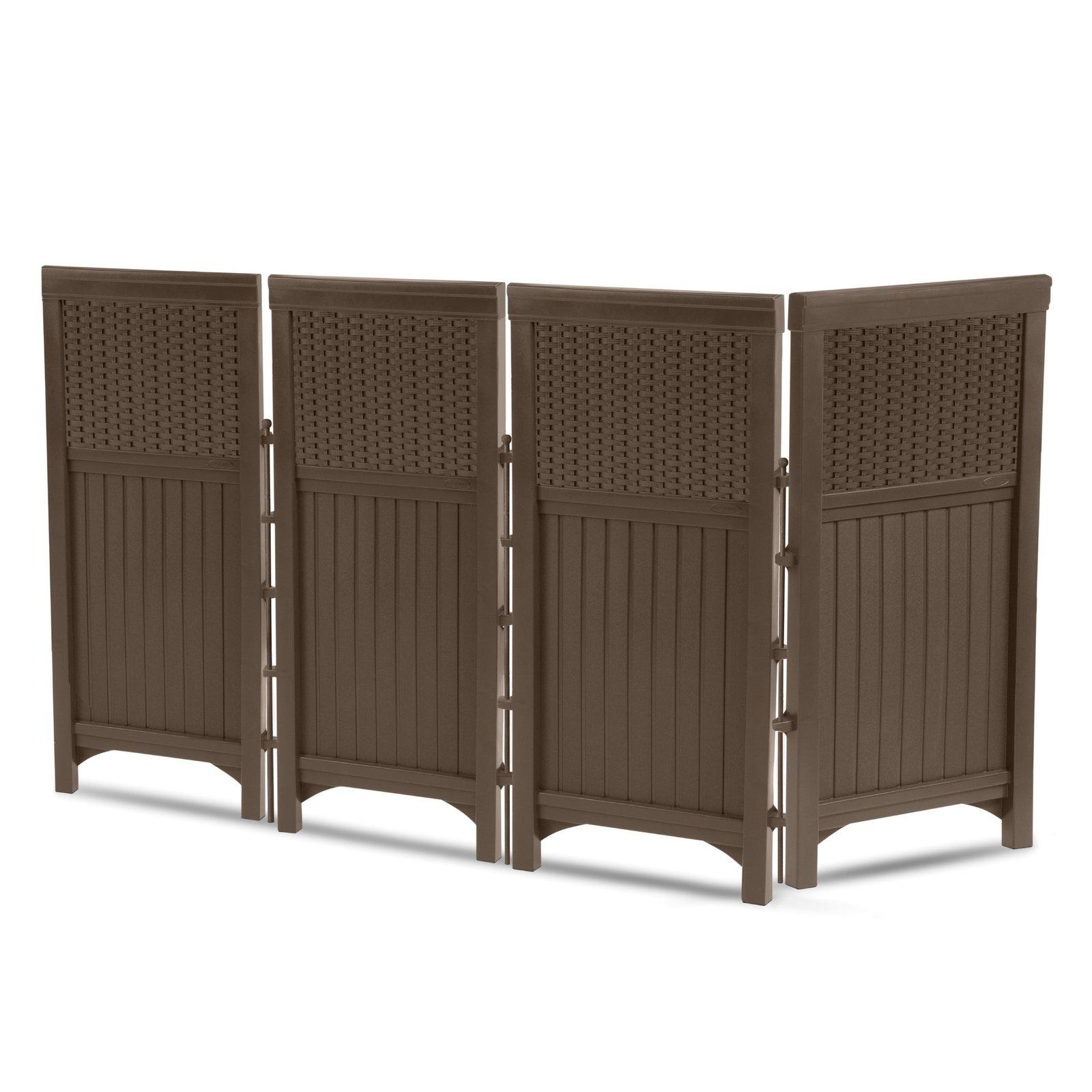 Patio screen enclosure outdoor garden fence furniture for Outdoor patio screen panels
