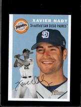 2003 TOPPS HERITAGE #257 XAVIER NADY NMMT *C8300 - $2.00