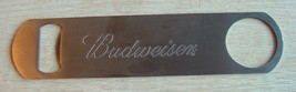 Vintage Budweiser steel crown bar blade bottle opener BB201 - $4.98