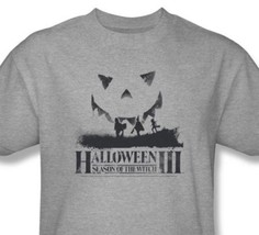 Halloween 3 T-shirt Free Shipping Season Witch Retro 1980's Horror movie UNI493 image 2