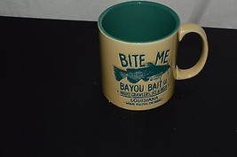 BITE ME COFFEE CUP - $10.40
