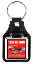 De Soto 1958  key fob - $7.50