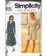 Simplicity 7126 Misses / Miss Petite Top, Short... - $6.00