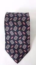 Brooks Brothers Blue Geometric Tie - $14.84