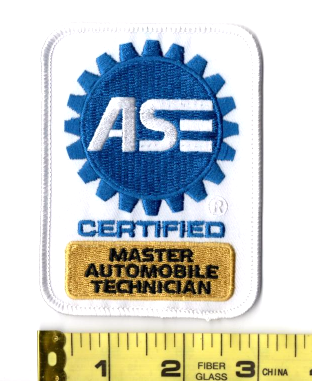 ASE Certified Master Automobile Technician and similar items