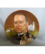 Fr. Flanagan Founder of Boys Town Collector's Plate Ltd, Edition Low Number - $5.99