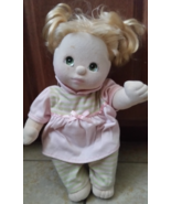 Vintage Mattel My Child Doll Blonde Hair Green ... - $65.00