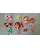 Vintage Stawberry Shortcake Doll Toy Lot 1980's Doll Lot - $19.99