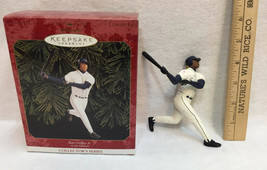 Ken Griffey JR Baseball Player Hallmark Keepsake Ornament At The Ballpar... - $9.89
