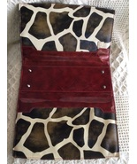 Miche Classic Shell Jayma Brown/ Cream/ Red animal print  - $22.00