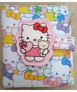Vintage Hello Kitty Multi Colored Rainbow Wallet Sanrio Hello Kitty Vint... - $12.99